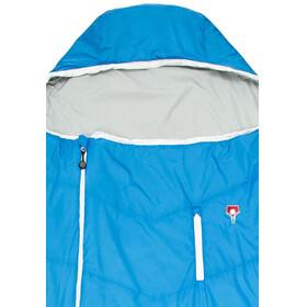 Grüezi-Bag Biopod Wool Plus Sac de couchage, imperial blue